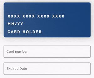 Flutter Credit Card Widget Tutorial