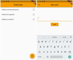 A Flutter Todo App Written For a Flutter Talk