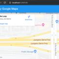 Easy Google Maps for Flutter