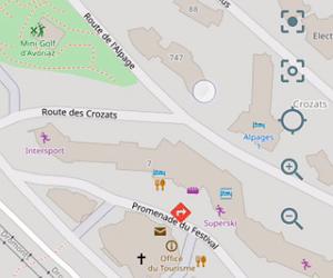 Flutter Map Live Position
