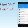 Flutter Liquid Refresh Indicator