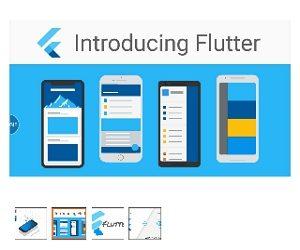 Flutter Scroll Gallery